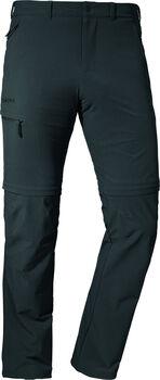 SCHÖFFEL Koper1 Zip Off pantalon de randonnée Hommes Gris