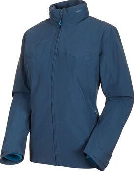 MAMMUT Trovat 3 in 1 Hooded Hardshell-Jacke Damen Blau
