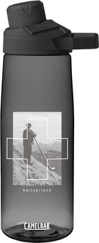 CamelBak Chute Alphorn Edition Trinkflasche Grau