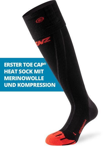 6.0 Toe Cap Merino chaussettes chauffantes