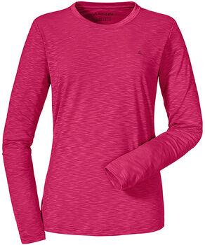 SCHÖFFEL La Molina 2 Funktionsshirt langarm Damen Pink