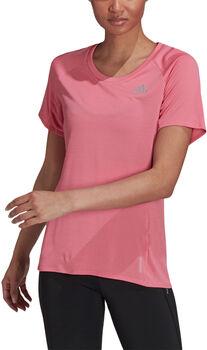 adidas Runner t-shirt de running Femmes Rose