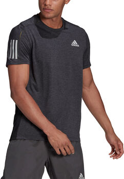 adidas OWN THE RUN chemise the course Hommes Noir