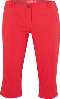 McKINLEY Active Capty 3/4 Wanderhose Damen Rot