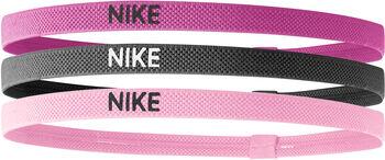 Nike Accessoires 3er Pack Haarbänder Pink