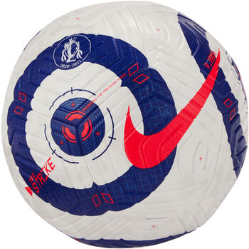 Nike Premiere League Strike Fussball Weiss