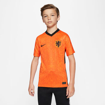 Nike Holland 2020 Stadium Home Fussballtrikot Orange