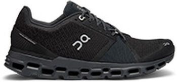 On Cloudstratus chaussure de running Hommes Noir