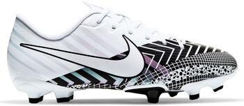 Nike JR VAPOR 13 ACADEMY MDS FG/MG Fussballschuh Weiss