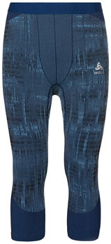 Odlo BLACKCOMB sous-pantalon fonctionnel 3/4 Hommes Bleu