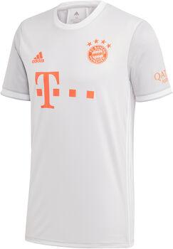 adidas FC Bayern München 20/21 Away Fussballtrikot Herren Grau