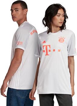 adidas FC Bayern München 20/21 Away maillot de football Hommes Gris