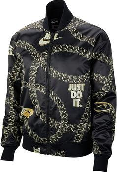 Nike NSW Synthetic-Fill Jacke Damen Schwarz
