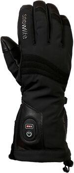 Snowlife Heat DT gant de ski chauffant Noir