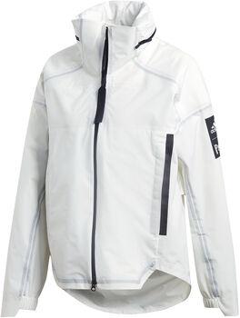 adidas Myshelter Parley Outdoor veste Femmes Blanc