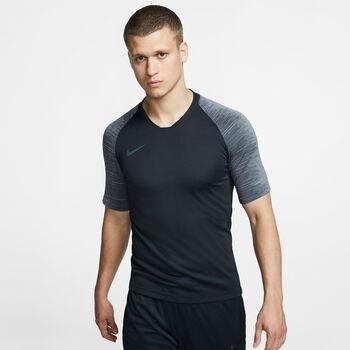 Nike Dri-FIT Breathe Strike Trainingsshirt kurzarm Herren Schwarz
