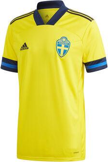 Sweden Home Replica maillot de football