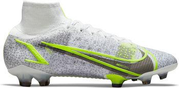 Nike Mercurial SUPERFLY 8 ELITE FG chaussure de football Blanc