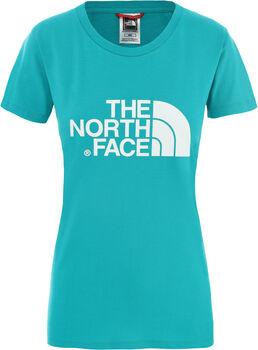 The North Face Easy T-Shirt Damen Grün
