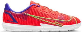 Nike JR VAPOR 14 ACADEMY chaussure de football en salle Rose