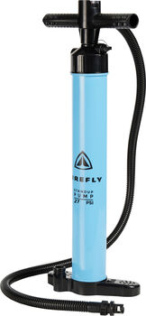 FIREFLY Stand Up Paddle Pumpe Double Action Blau