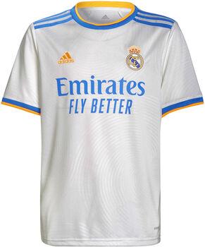 adidas Real Madrid Home maillot de football Blanc