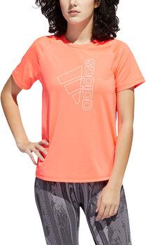 adidas TECH BOS t-shirt de training Femmes Rose
