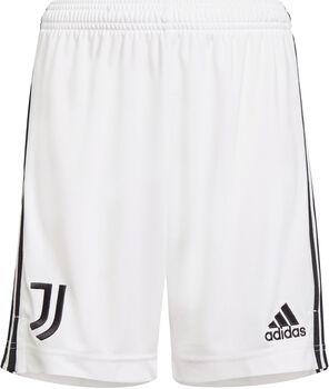 adidas Juventus Turin  Home Fussballshorts Weiss