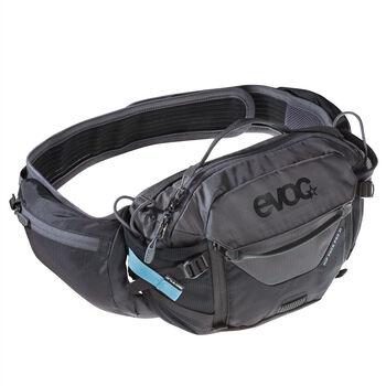 evoc Hip Pack Pro 3 L + 1.5 L Bladder Hüfttasche Schwarz