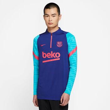 Nike FC Barcelona Strike haut de football à manches longues Hommes