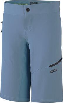iXS Carve EVO Shorts de vélo Femmes Bleu