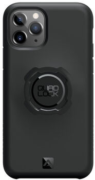 Quad Lock iPhone 11 Pro Hülle Schwarz