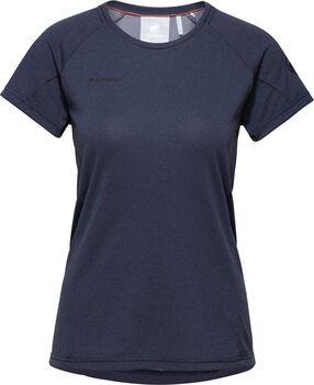 MAMMUT Aegility T-Shirt Damen Blau
