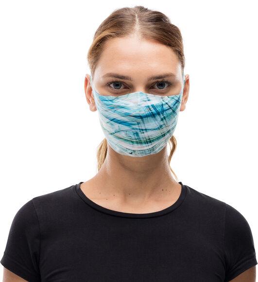 Makrana Sky Blue Schutzmaske