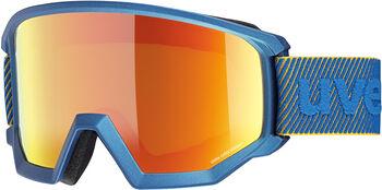 Uvex Athletic CV Skibrille Blau