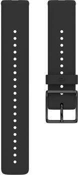 Polar Armband für IGNITE Sportuhr Schwarz