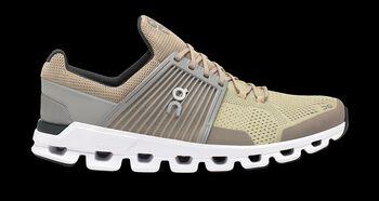 On Cloudswift Chaussures running Hommes Beige
