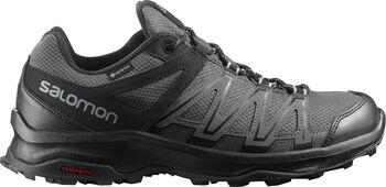 Salomon LEONIS GORE-TEX chaussure de randonnée Hommes Argent