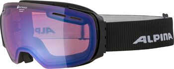 ALPINA Granby QHM Lunettes de ski Hommes Noir