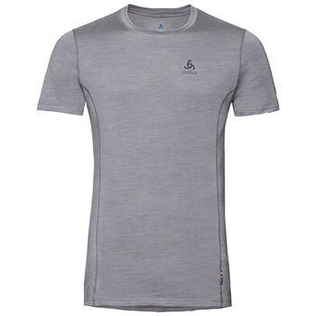 Odlo Natural + Light Baselayer T-Shirt Herren Grau