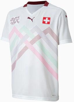 Puma SFV Schweiz Nati Fussballtrikot Weiss