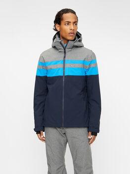 J.Lindeberg Franklin veste de ski Hommes Bleu