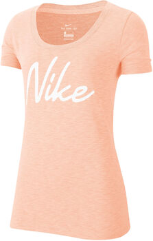 Nike Dri-FIT Trainingsshirt Damen Pink