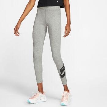 Nike Sportswear Leg-A-See Tights Damen Grau