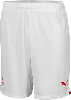 Puma SFV Schweiz Replica EM 2021-22 short de football Blanc