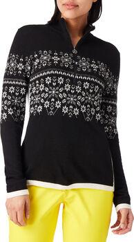 McKINLEY Giana Langarm-Shirt Damen Schwarz