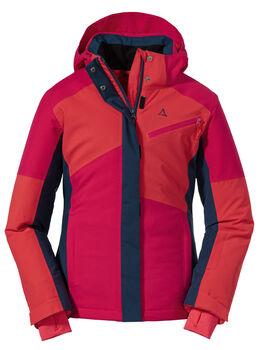 SCHÖFFEL Wannenkopf veste de ski Filles Rose