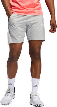 adidas AEROREADY short d'entraînement  Hommes Gris