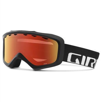 Giro Grade Flash Lunettes de ski Garçons Noir