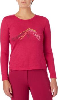 McKINLEY Fitz shirt à manches longues Femmes Rose